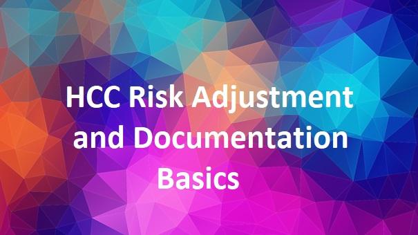 hcc risk adjustment